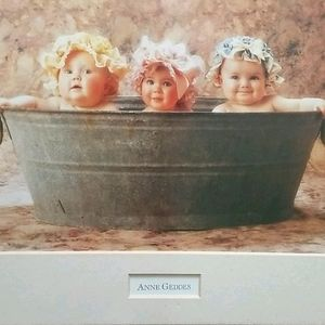 """Anne Geddes """" Little thoughts with Love """"print NEW"""